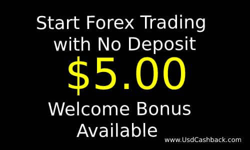 Start forex trading with no deposit
